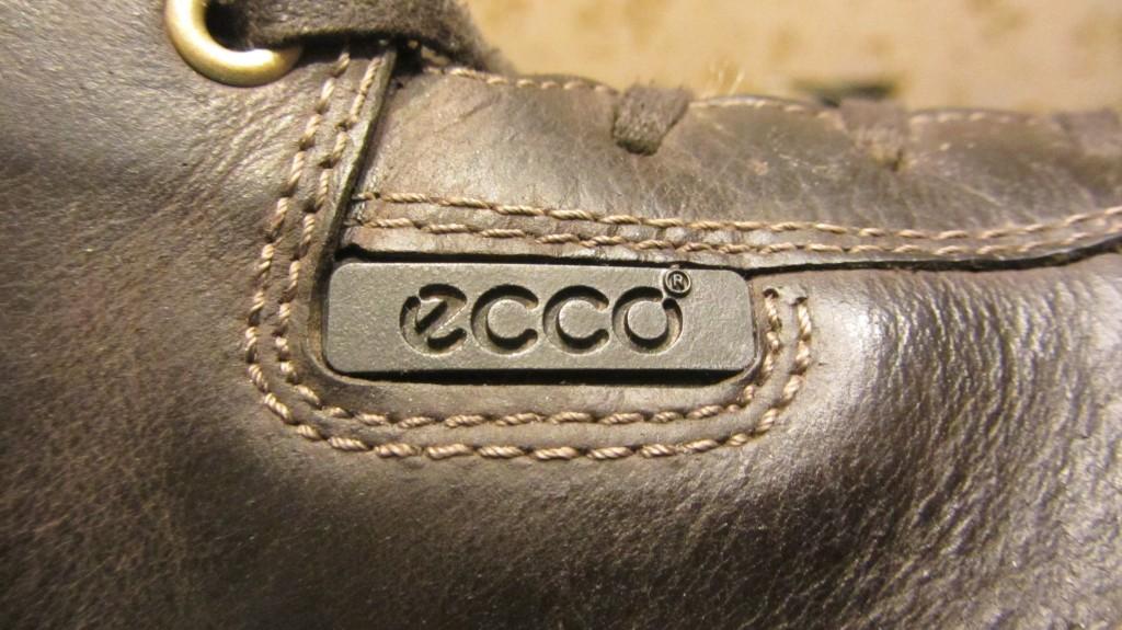 Водонепроницаемая обувь Ecco