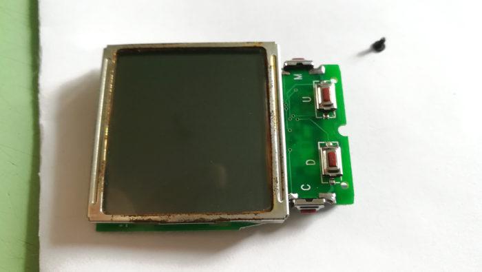 Дисплей VDO X1DW