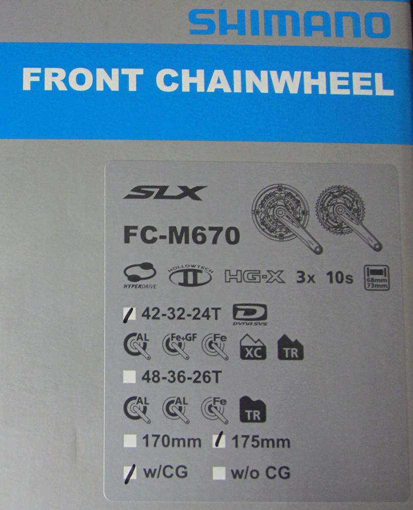 Hollowtech II M670