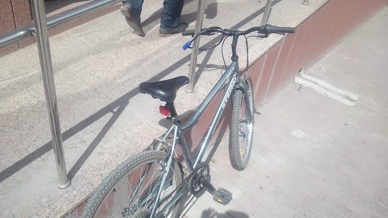 Как правильно пристегнуть велосипед чтобы не украли