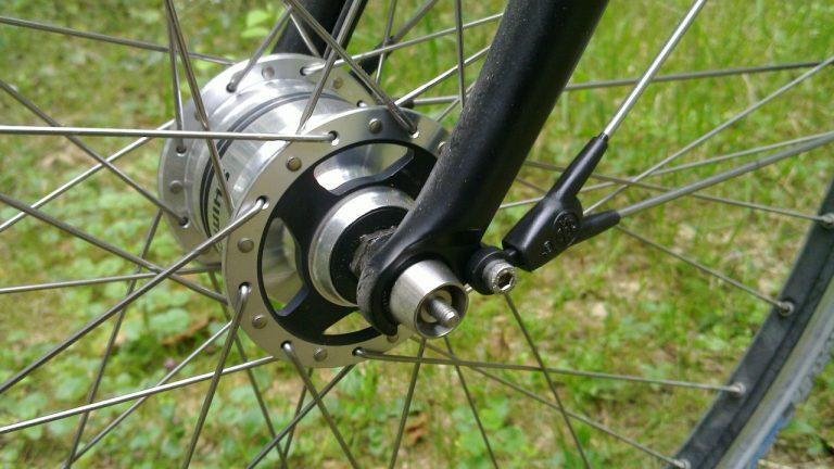 Противоугонка для колес
