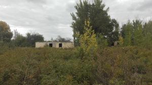 Руины пионерского лагеря