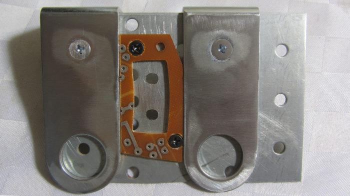 Оправка для вытачивания тормозной накладки