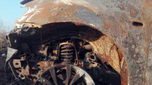 Что случилось с Mitsubishi Pajero Sport 2 (недалеко от Калинина)