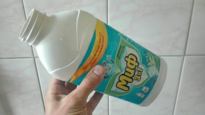 Бутылка с мифом