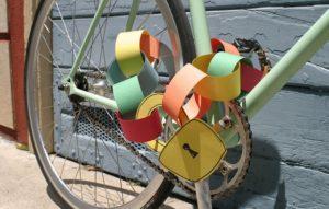 О плохих замках для велосипеда